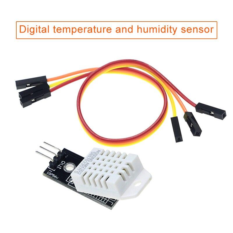1pcs Digital Temperature Humidity Sensor AM2302 EM88