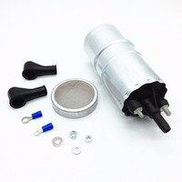 Araba-styling düşük basınçlı yakıt pompası arabalar için elektrik benzin pompası fiat punto için yakıt pompası pompa yakıt süzgeç ile