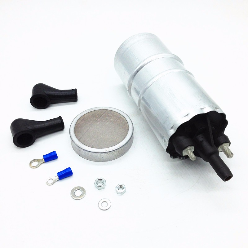 Voiture-style la pompe à essence basse pression pour voitures pompe à essence électrique pour fiat punto pompe à carburant pour le pompage de carburant avec crépine