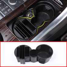font b Car b font Central Console Multifunction Storage Box Phone Tray for Land Rover