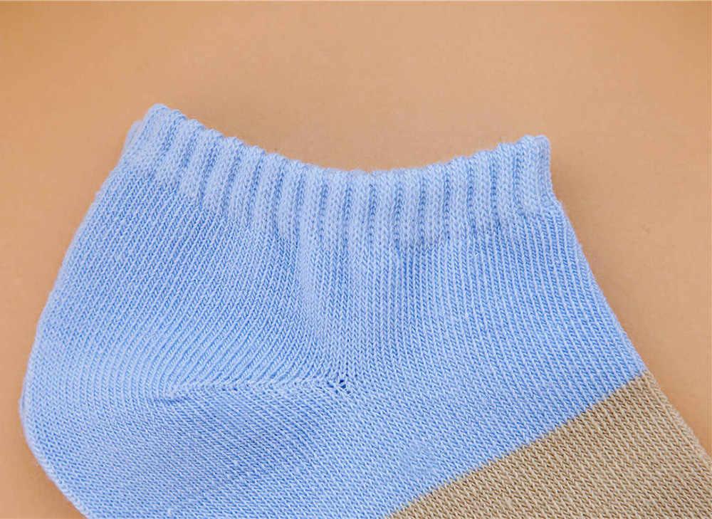 MAXIORILL سعيد الجوارب للجنسين الجوارب женские носки calcetines موهير divertido مريحة شريط القطن قصيرة الكاحل الجوارب مجموعة #4