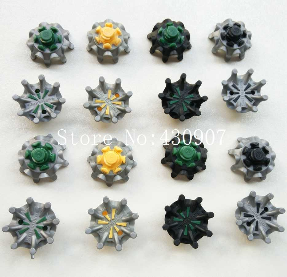 7bccaf5a1 Detail Feedback Questions about Free Shipping 28Pcs Golf Shoe Spikes CHAMP  STINGER TRI LOK Fast Twist Golf Replacement For Footjoy on Aliexpress.com  ...