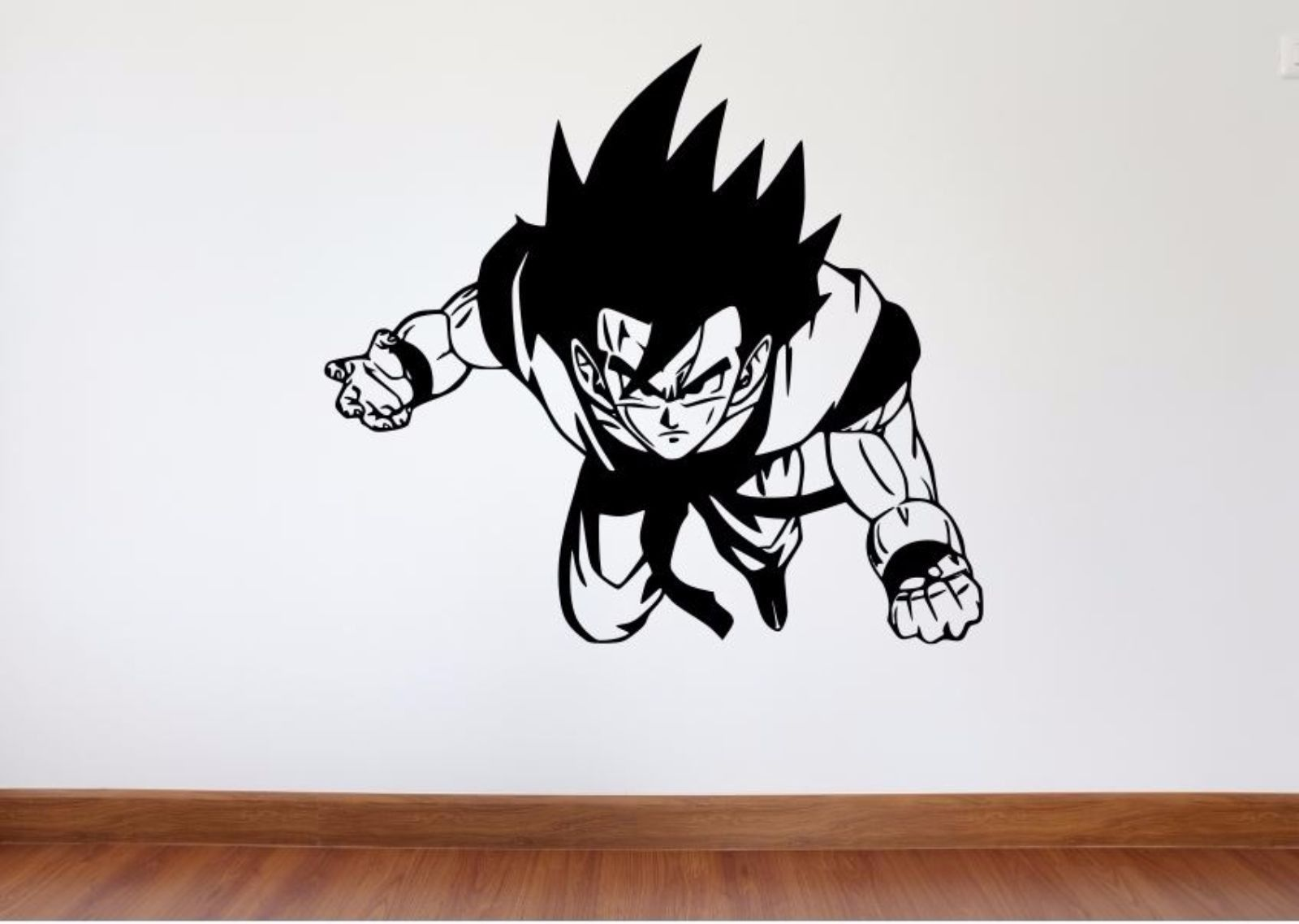 Aliexpress buy hwhd dragon ball z wall decal bedroom dbz aliexpress buy hwhd dragon ball z wall decal bedroom dbz goku removable vinyl wall decal for kids room goku wall art decals free shipping from amipublicfo Images