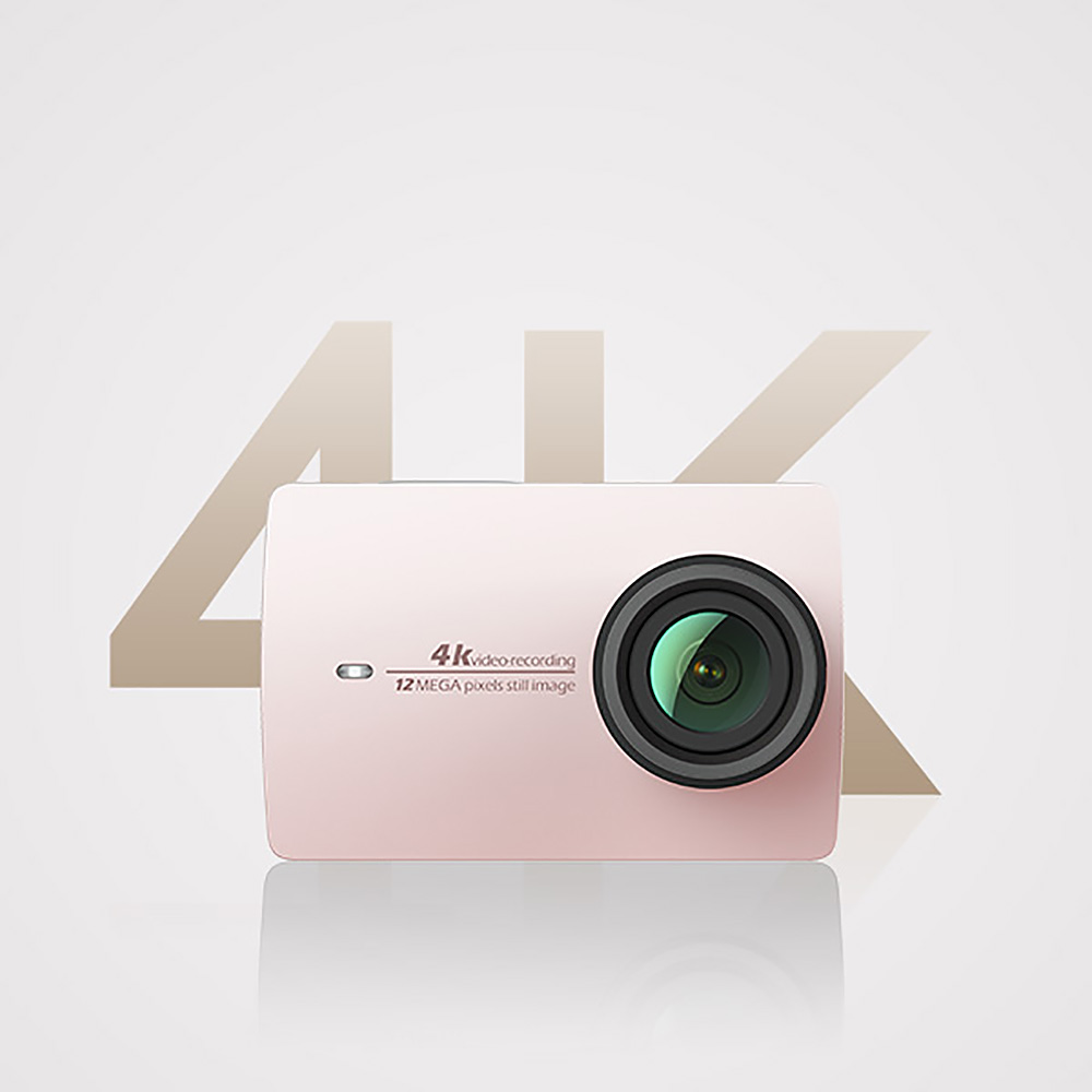 xiaomi yi 4k action camera. Black Bedroom Furniture Sets. Home Design Ideas