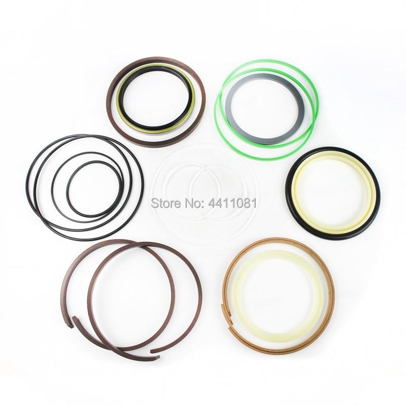 For Komatsu PC60-5 Bucket Cylinder Repair Seal Kit Excavator Service Gasket, 3 month warranty pc400 5 pc400lc 5 pc300lc 5 pc300 5 excavator hydraulic pump solenoid valve 708 23 18272 for komatsu