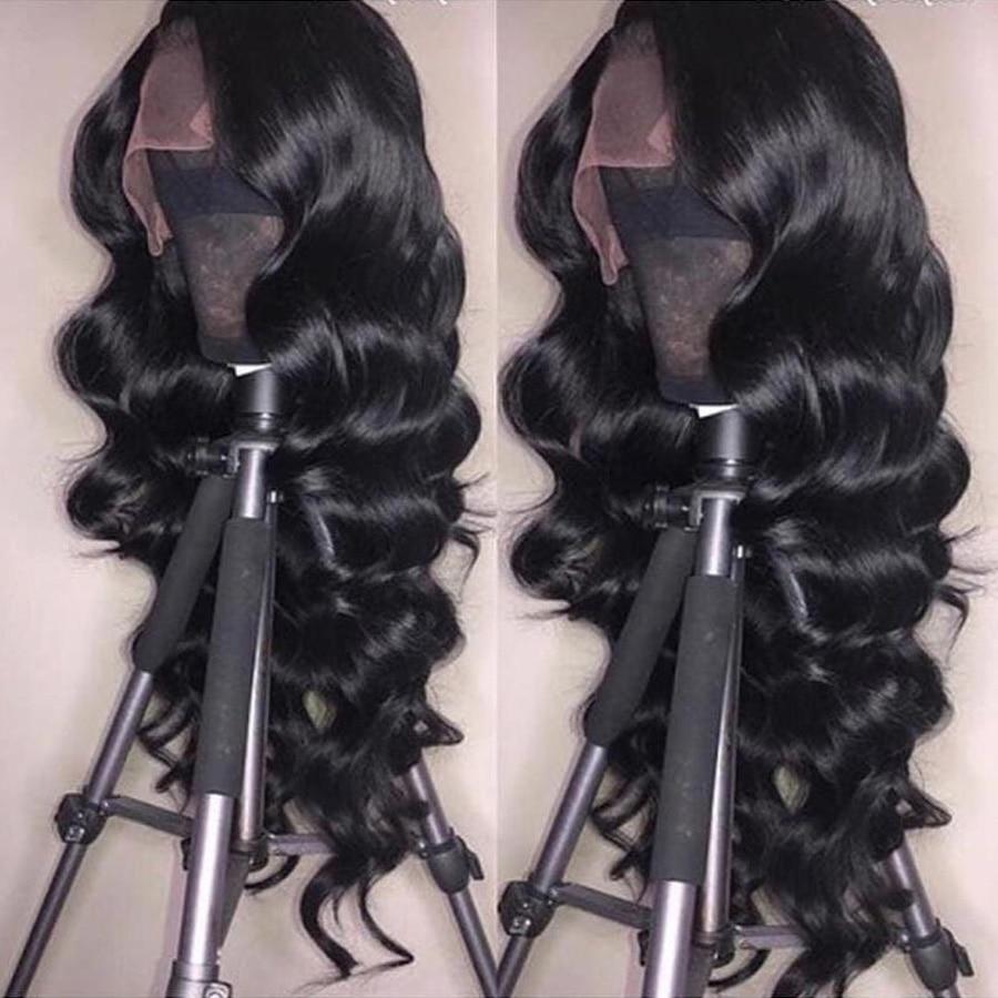 Loose Wave Human Hair Lace Front Wigs For Black Women Brazilian Remy Glueless Lace Front Human Innrech Market.com
