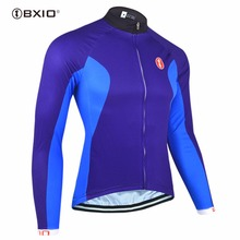 BXIO Winter Cycling Jersey Shirt Long Sleeve Jerseys Ropa Ciclismo Hombre Verano 2017 Profesional Mountain Bike