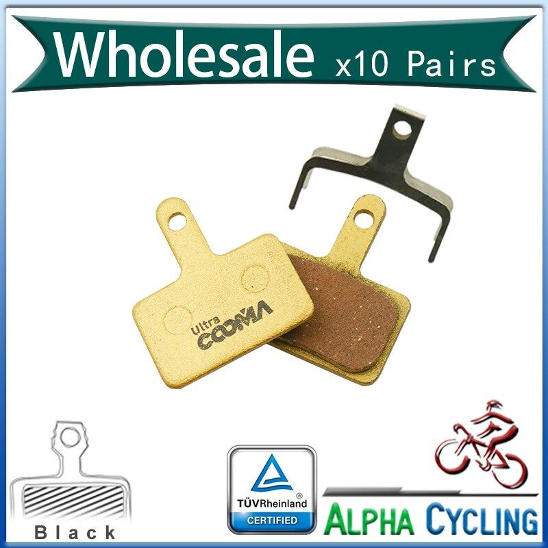 Brzdové destičky pro jízdní kola pro SHIMANO M375 M395 M486 M485 - Cyklistika