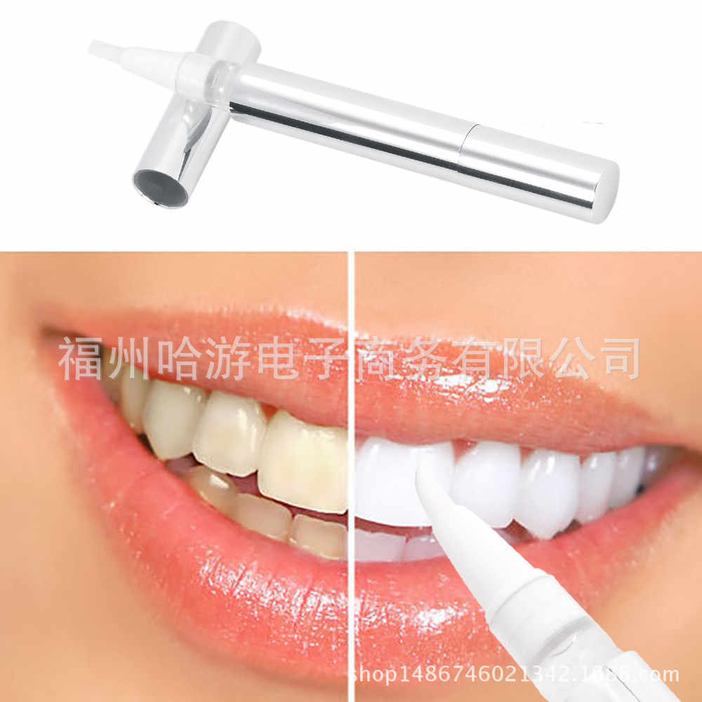 Y&W&F 1pc Hot Creative Effective Teeth Whitening Pen Easy To Use Whiteness Dental Tools Veneers Teeth Sexy Perfect Smile TSLM2