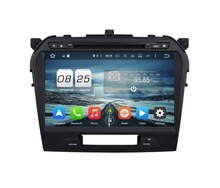 Octa Core 2 din 10.1″ Android 6.0 Car Radio DVD GPS for Suzuki Vitara 2015 With 2GB RAM Bluetooth WIFI 32GB ROM Mirror-link