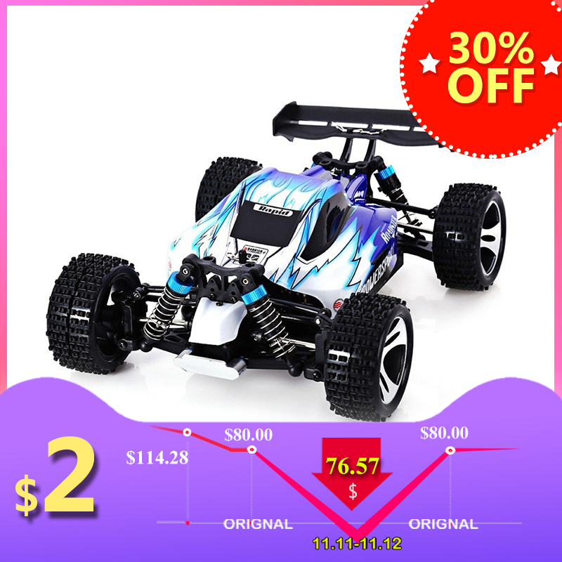 2018 Newest RC Car A959 Electric Toys Remote Control Car 2.4G Shaft Drive Truck High Speed RC Car Drift Car Rc Racing include ba 1 6pcs 35mm od x 32mm id x 1000mm 100
