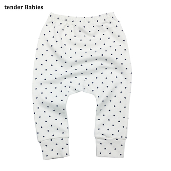2018 Baby Girl Boy Pants summer clothes baby Bodysuits Pants Cartoon Casual Toddler Baby Bottoms Boy Girl Pants newborn trousers 1