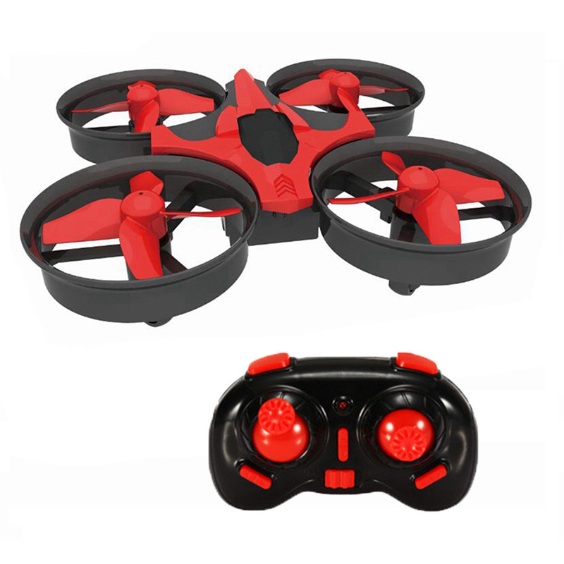 RC-Mini-Drone-Quadcopter-NH010-2-4G-6-Axis-4-Channels-30M-LED-Headless-Mode-One
