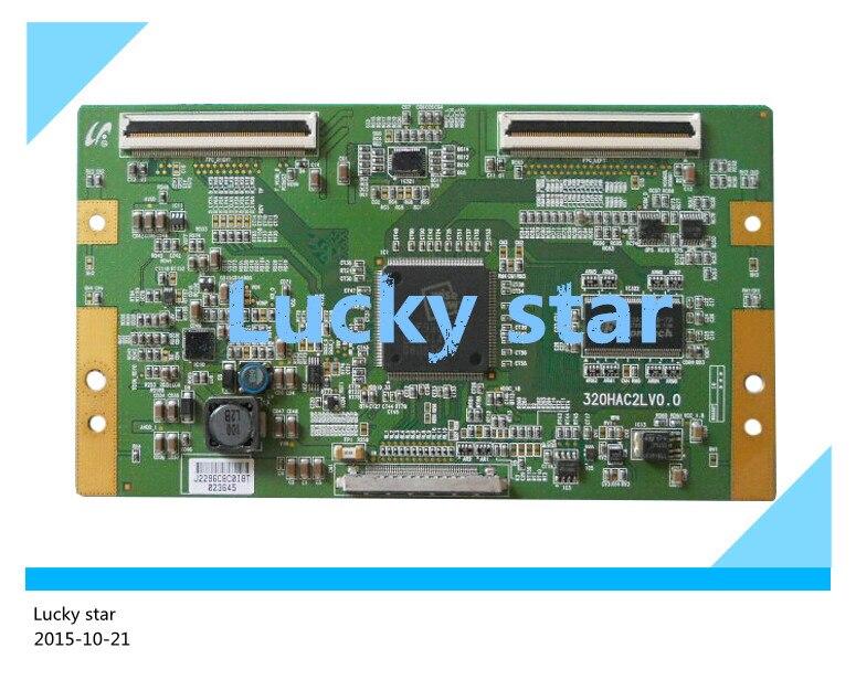 98% НОВОЕ хорошем рабочем высококачественный оригинальный для доски LA32A550P1RX 320HAC2LV0. 0 T-con Плата логики 2 шт./лот