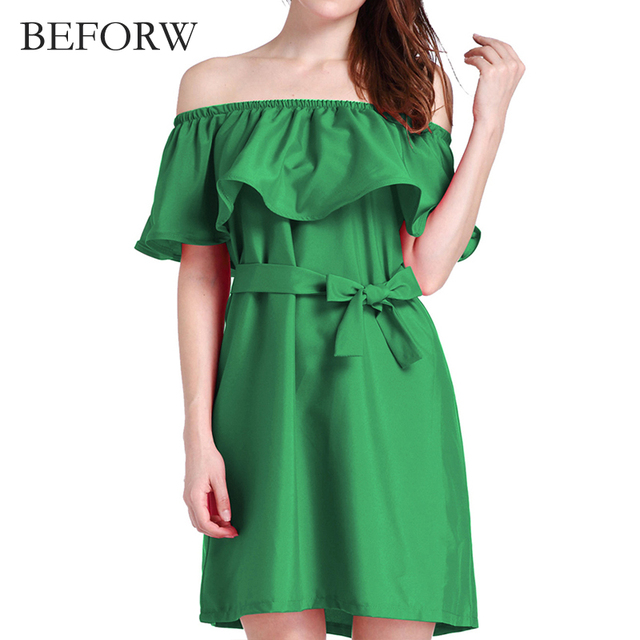 BEFORW женское платье платья летнее туники Модные платье вечернее платье платья больших размеров Красный Белый платье сарафан, мода одежда для женщин сарафан летний