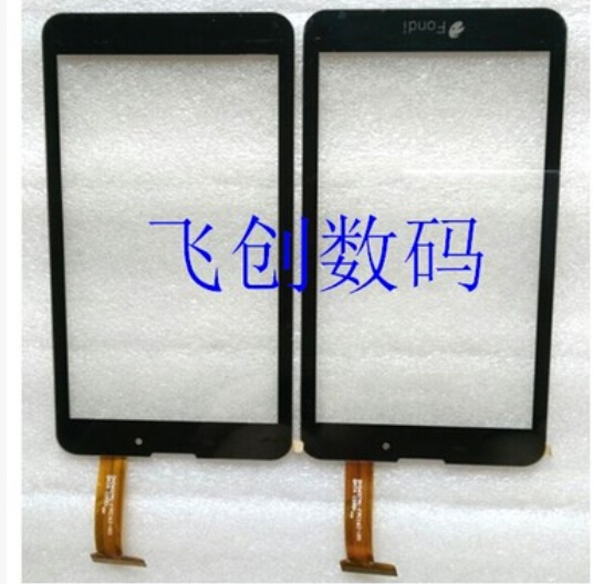 Original new Fondi Android T602B 3G 6 Touch Screen Touch panel digitizer Glass Sensor replacement Free shipping witblue new touch screen for 9 7 archos 97 carbon tablet touch panel digitizer glass sensor replacement free shipping