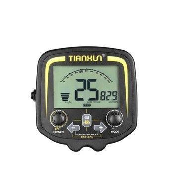Блок управления для металлоискателя TX-850 ЖК-дисплей подземный искатель сканирующий инструмент Золотой экскаватор Охотник за сокровищами о... >> Huyaforce Store