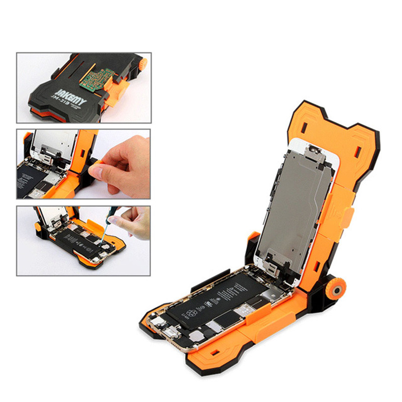 Jakemy JM-Z13 Adjustable Fixed Screen Repair Holder For IPhone 6s 6 Plus Teardown Work Fixture & PCB Holder Clamp