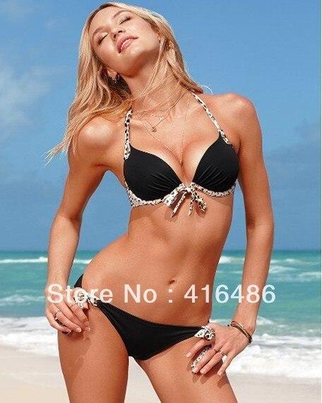 New Arrival women bikini Padded bra swimsuit boho swim wear beach suit,S M L