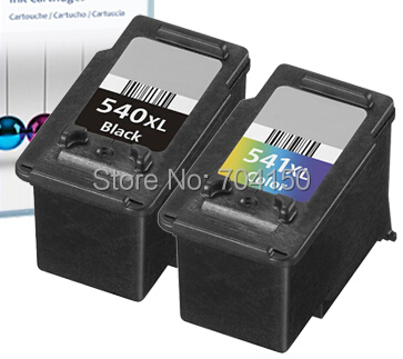 High Capacity for Canon PG 540 CL541 Black & Color Ink Cartridges PG-540 CL-541 For Canon MG2250 MG3150 MG4150 MX375 MX395