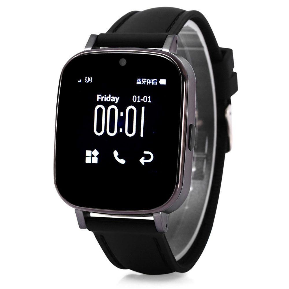 Z9 Wireless Bluetooth Smart Watch Phone MTK6261 Heart Rate Pedometer Sedentary Remind MP3 Message Sync for