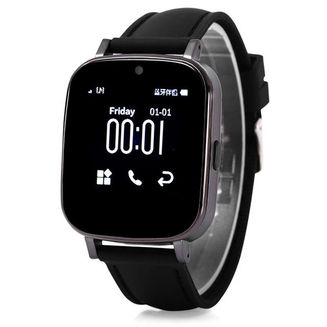 Z9 + pedômetro freqüência cardíaca sem fio bluetooth smart watch phone mtk6261 sedentário lembrar mp3 mensagem sync para andriod ios