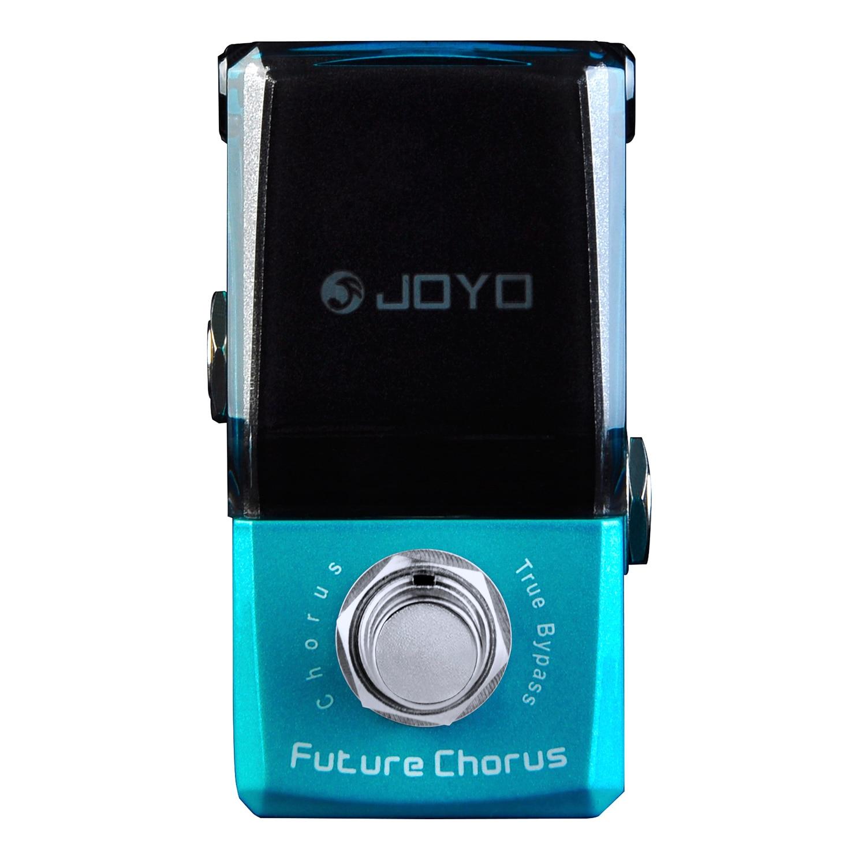 ФОТО Joyo Ironman JF-316 Future Chorus Chorus Guitar Effect Pedal True Bypass JF 316