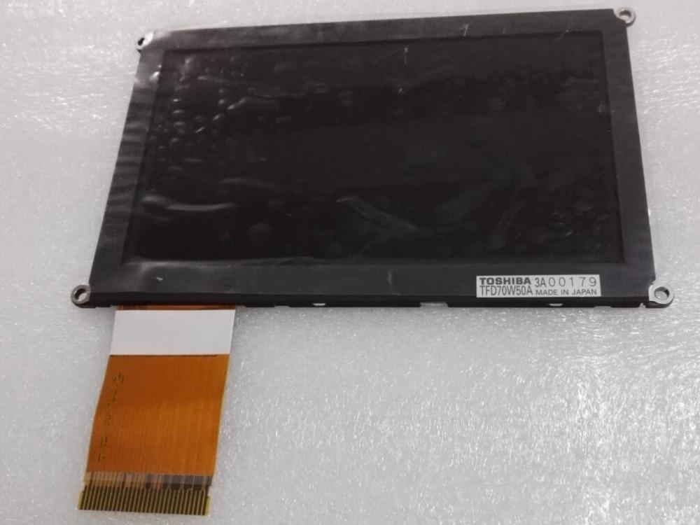 New original 7 inch LCD TFD70W50A