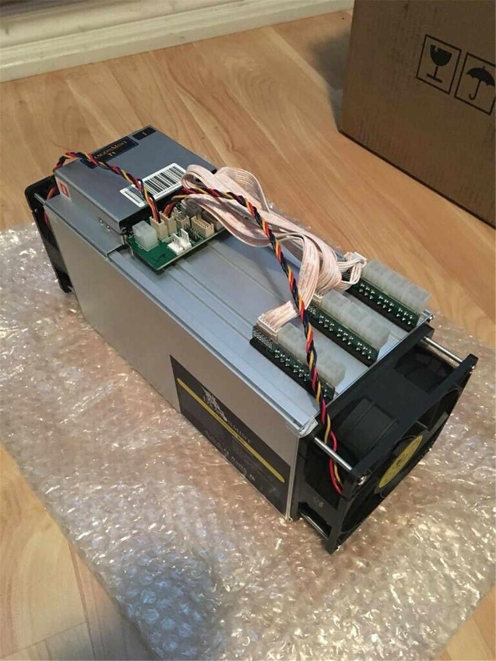 Minero libélula Innosilicon usado T1 15TH/s SHA256 Asic BTC BCH con PSU mejor que Antminer S9 T9 + S11 S15 Whatsminer M3