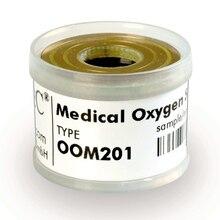 דרגר 6850645 OOM201 גרמניה EnviteC רפואי חמצן חיישן אוויטה 2,4, XL פאביוס 2000 הרדמה מכונת חמצן סוללה OOM201
