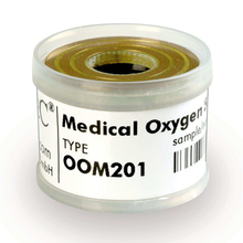 جهاز استشعار الأوكسجين الطبي دريجر 6850645 OOM201 جهاز استشعار الأوكسجين الطبي إيفيتا 2,4 ، XL فابيوس 2000 جهاز تخدير الأكسجين البطارية OOM201