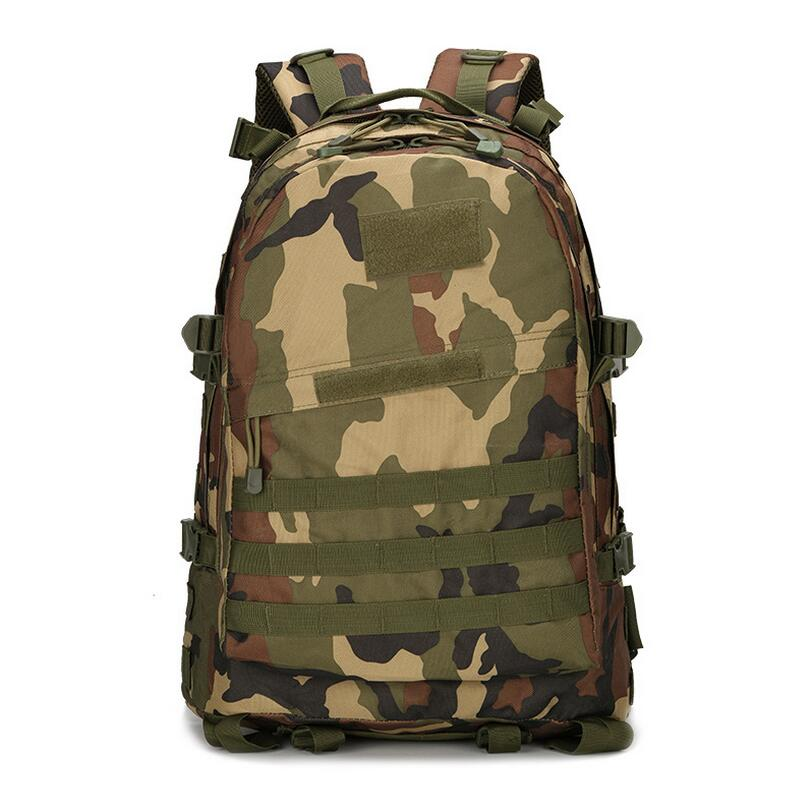 40L Outdoor camping Military backpack hunting backpack mountaineering bags tactical bags cycling travel bag pack