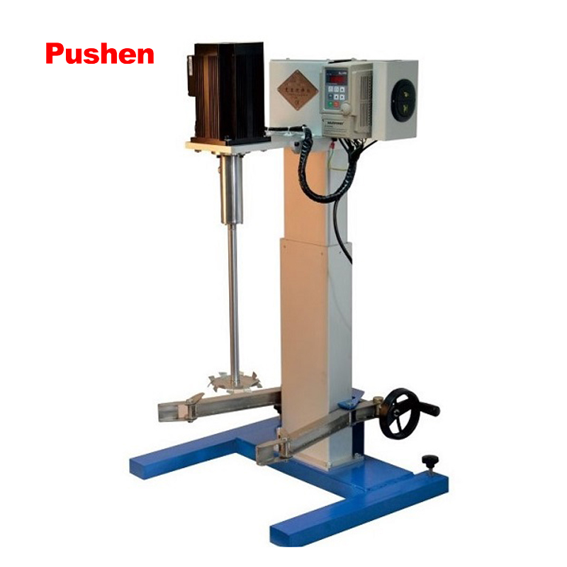 BRAND PUSHEN Dispersion Mixing Machine laboratory Blending Mixer Blender Medium low Speed 5~20L 0~6000rpm Brushless Motor