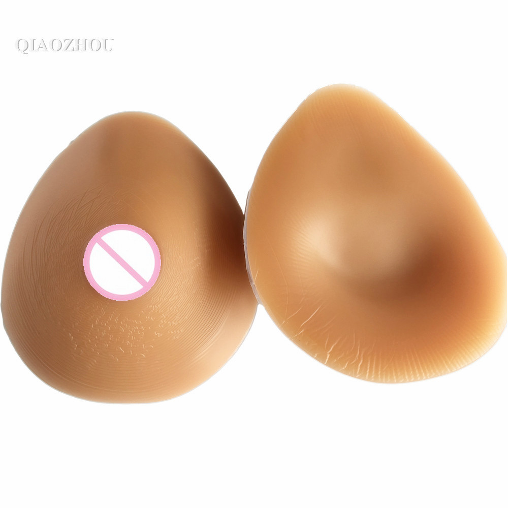 1800g/pair Suntan real skin silicone fake breast forms for man cosplay to female natural boobs prosthesis transgender free shipping 59 j0b01 cg1 compatible bare lamp for benq pb8720 pe8720 w10000 w9000