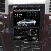 10.4 écran Vertical Tesla 1024*768 Android voiture DVD GPS Navigation Radio lecteur Audio pour Cadillac Escalade RAM 2 GB 4 Core