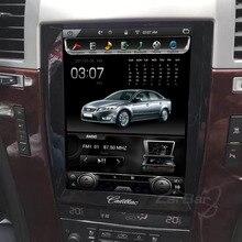 """10.4 """"수직 화면 테슬라 1024*768 안드로이드 자동차 dvd gps 네비게이션 라디오 오디오 플레이어 캐딜락 에스컬레이드 ram 2 gb 4 코어"""