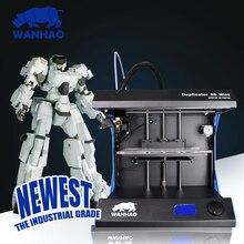 Высокое качество Wanhao Принтера Большого Формата Промышленных 3d-принтер Машина 3D Экран Печатная Машина Прототип 3D Принтер