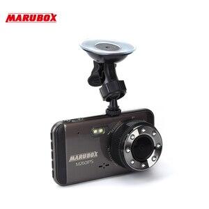 Image 2 - MARUBOX M260IPS รถ DVR กล้อง Dash Full HD 1920x1080 Dual Lens Dashcam พร้อมกระจกมองหลังกล้องสำหรับบันทึกภาพ video Registrator