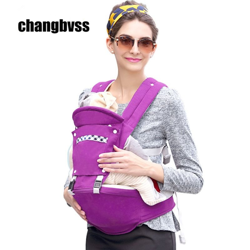 Baby Sling Wrap Kids Backpack Ring Sling Breathable Infant Kangaroo Mochila Infantil Multifunction Front Carry Cradle Pouch : 91lifestyle