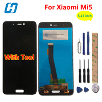 Xiaomi Mi5 LCD Display Touch Screen 100 Original LCD Touch Screen Panel Assembly For Xiaomi MI5