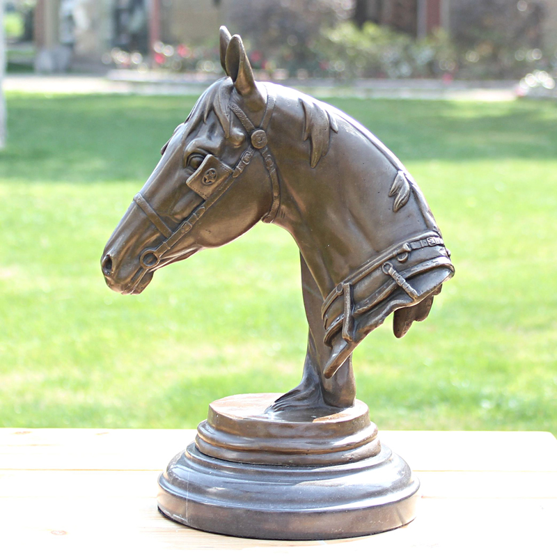 horse horse is a bronze statue of auspicious Zodiac decoration decorative arts and crafts Home Furnishing birthday gifthorse horse is a bronze statue of auspicious Zodiac decoration decorative arts and crafts Home Furnishing birthday gift