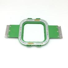 Высокое качество Tajima магнитные рамки Размер 5,5×5,5 дюймов общая длина 355 мм tajima mighty обруч магнитные пяльцы для вышивания