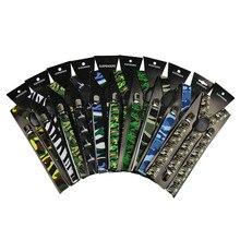 Новая мода 2,5 см Широкий винтажный военный унисекс клип-на камуфляж подтяжки Эластичные подтяжки уличные подтяжки