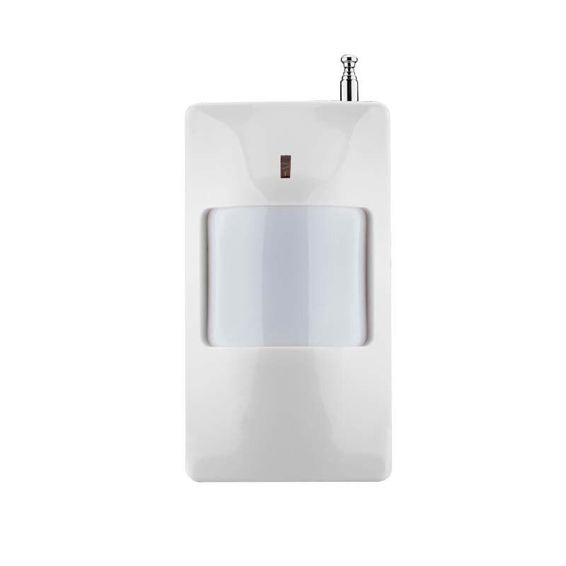 External Antenna Wireless Pir Sensor 315Mhz Or 433Mhz Pir Motion Sensor Detector For Gsm Pstn Home Security Alarm             #8