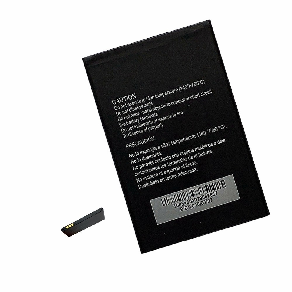 100% 1400mAh Battery For ZTE Blade Q3 T230 AF3 T220 A3 T221 A5 AF5 A5 Pro LI3714T42P3H765039 Replace Baterija Accumulator image