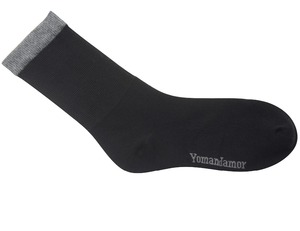 Image 5 - Best Mens Bamboo Mid Calf Diabetic Socks With Seamless Toe,6 Pairs L Size(Socks Size:10 13)