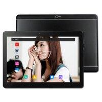 Новый 4G лте телефонный звонок 10,1 дюймов планшетный компьютер Android 7,0 HD 1920x1200 MTK 6797 16 ГБ/32 ГБ дека core Планшеты Pc Dual SIM отделения для карточек