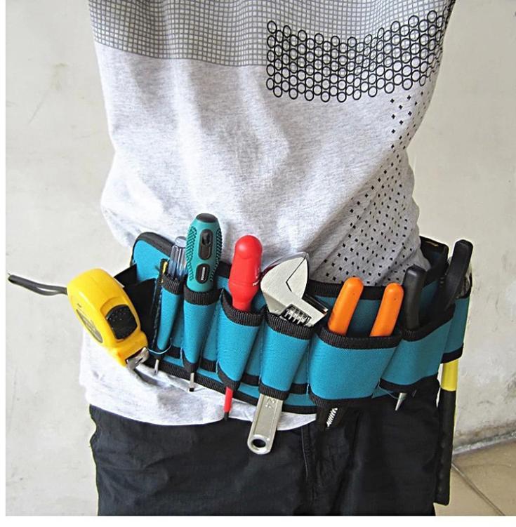 Electrician Repairment Waist Tool Bag, Tool Belt