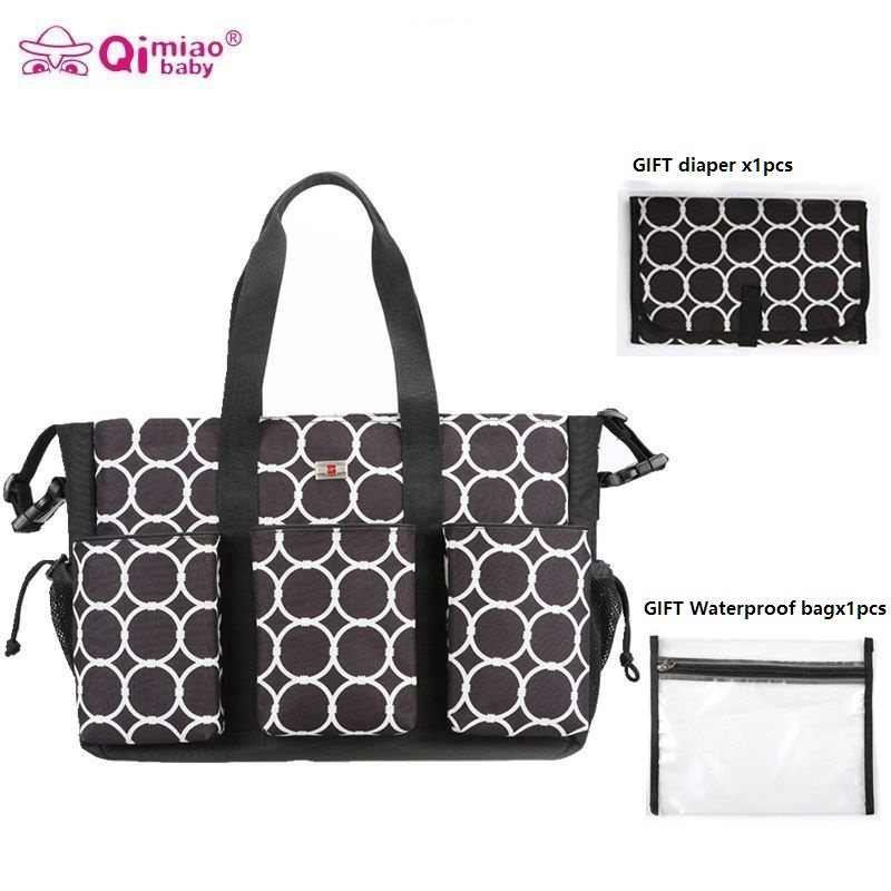 brand large baby diaper bag for mom nappy bags fashion maternity bags baby stroller bag diaper