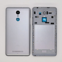 MIXUEWEIQI New Back housing battery cover case door For Xiaomi Redmi note 3 pro Replacement parts metal phone 150mm